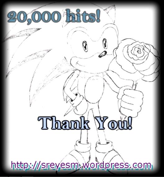 20,000 hits
