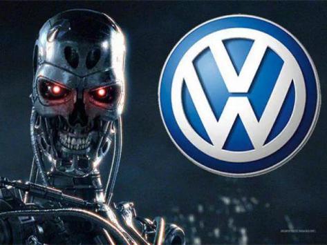 robot-Volkswagen